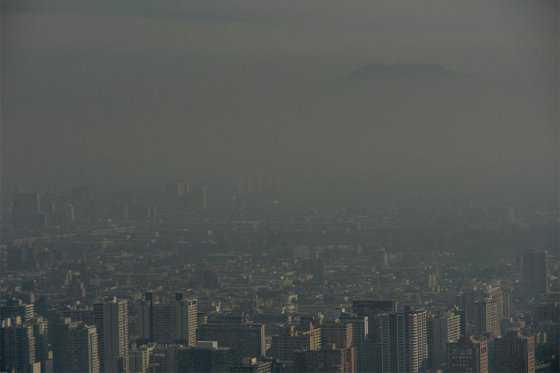 Santiago de Chile bajo nueva preemergencia por mala calidad del aire