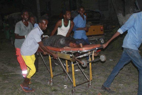 Ataque a hotel en Somalia