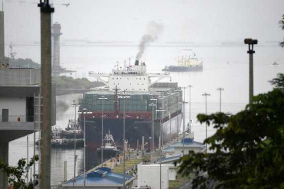 Este domingo se inauguró el nuevo Canal de Panamá