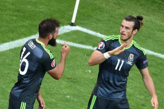 Gareth Bale y un gol que iguala una marca de Platini y Hässler