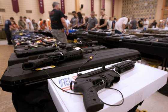 Acciones de los principales fabricantes de armas subieron entre 6,9% y 8,5%
