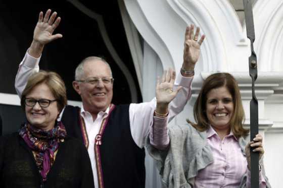 Kuczynski, presidente de Perú por la mínima