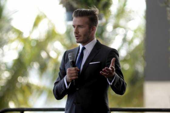 Beckham, a favor de la permanencia del Reino Unido en la Unión Europea