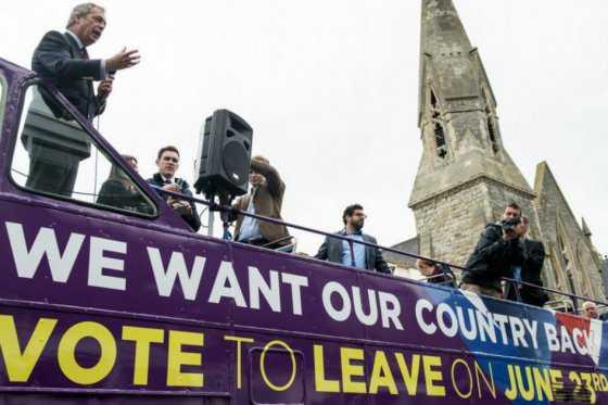 Diario The Sun pide a los británicos votar por la salida del Reino Unido de la Unión Europea