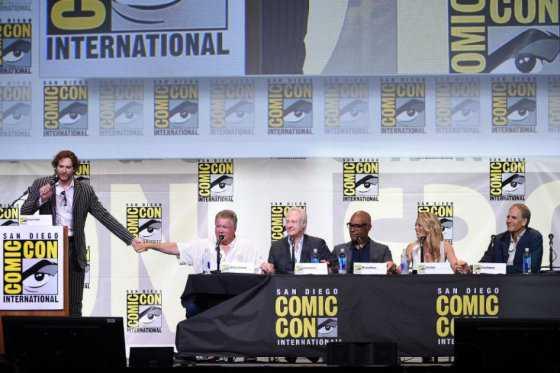 «Star Trek: más allá» lidera las taquillas norteamericanas en su estreno
