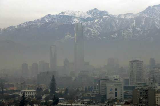 Decretan alerta sanitaria por enfermedades respiratorias en Chile
