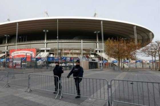 Explosión controlada en cercanías al Stade de France, minutos antes de juego de Eurocopa