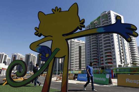 La cosa no pinta nada bien en Río