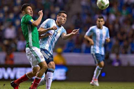 Roban a la selección olímpica de Argentina en México