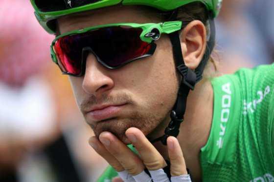 Peter Sagan participará en la prueba de ciclismo de montaña en los Olímpicos