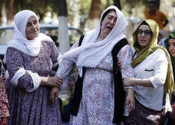 Un niño de 12 años, sería el responsable de atentado en medio de boda en Turquía