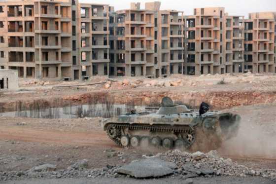 Los rebeldes sirios ganan fuerza en Alepo y el EI es expulsado de Manbij