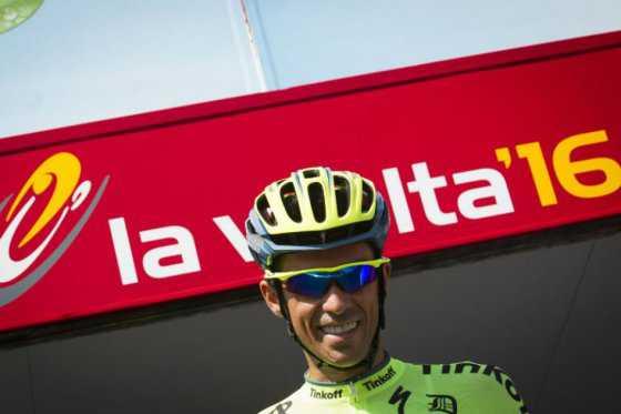 Alberto Contador confía en remontar tiempo perdido en la Vuelta