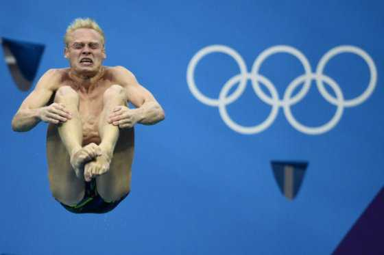 Un campeón olímpico protagonizó un clavado para el olvido: obtuvo cero de clasificación