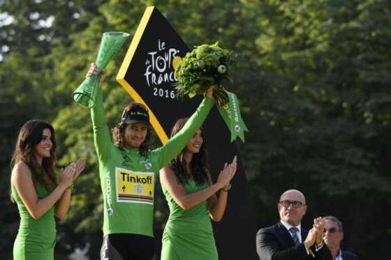El Bora Hansgrohe, nuevo equipo de Peter Sagan