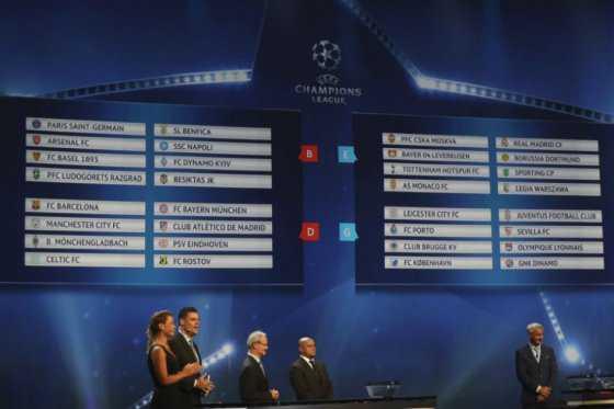 La Liga de Campeones, un club cada vez más selecto