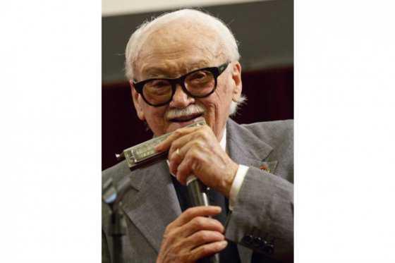 Muere a los 94 años Toots Thielemans, leyenda del jazz