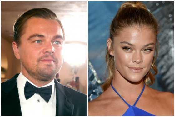 Leonardo DiCaprio y su novia Nina Agdal, ilesos tras accidente en Nueva York