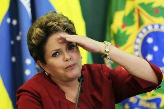 """""""Estoy triste por no poder asistir a la fiesta de los Olímpicos"""": Rousseff"""
