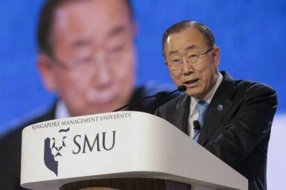 ¿Quién reemplazará a Ban Ki-moon?