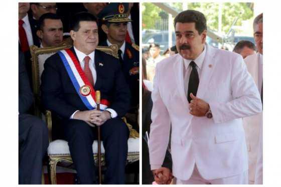 Un nuevo capítulo de enfrentamientos entre Venezuela y Paraguay