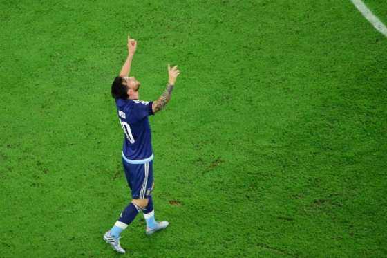 «Regreso a la selección porque amo demasiado mi país y esta camiseta»: Messi