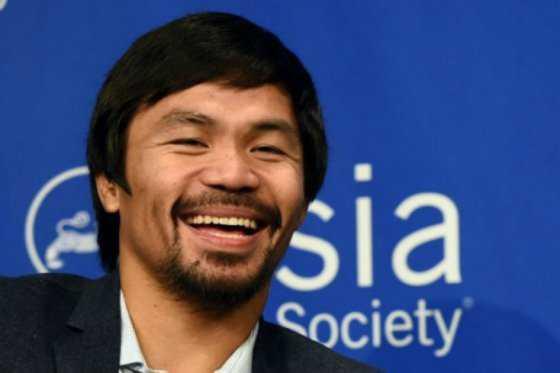 El campeón de boxeo que promueve la pena de muerte