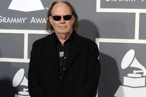 Neil Young edita en vinilo cuatro discos clásicos