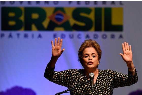 Rousseff queda a dos pasos de su destitución