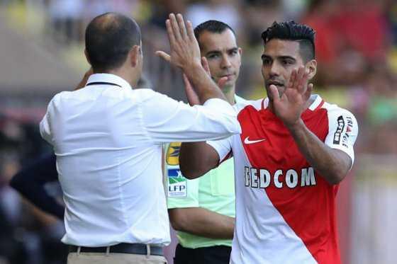 «Falcao sigue su proceso de recuperación»: Leonardo Jardim