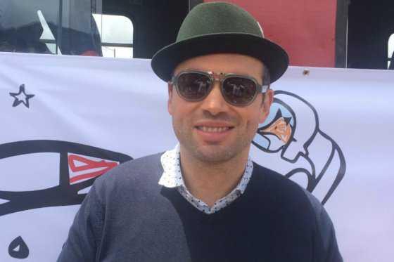 Santiago Cruz anticipa su nuevo CD en un recorrido en el Tren de la Sabana