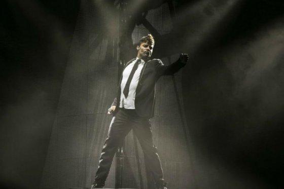 «No podemos permitir que Trump llegue a la Casa Blanca y lo destruya todo»: Ricky Martin
