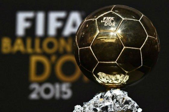 La FIFA no entregará más el Balón de Oro