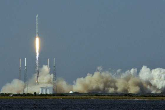 Cohete estalló en su plataforma de lanzamiento en Florida