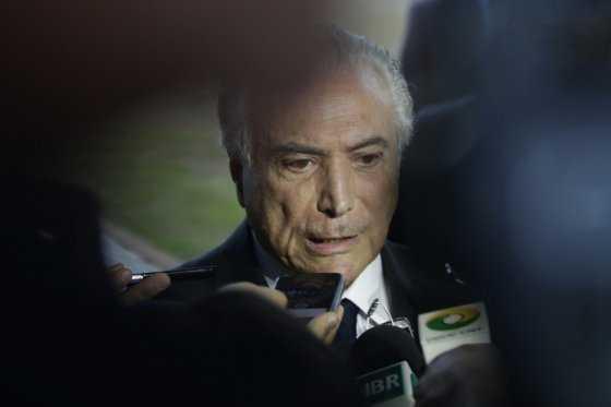 Juez de la Corte Suprema de Brasil autoriza investigación preliminar sobre presidente Temer