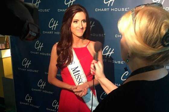 Una lesbiana aspira por primera vez al título de Miss EE.UU.