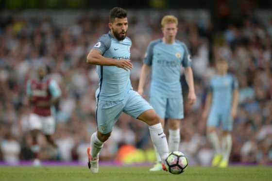 Sergio Agüero se perderá el derbi de Manchester por conducta violenta