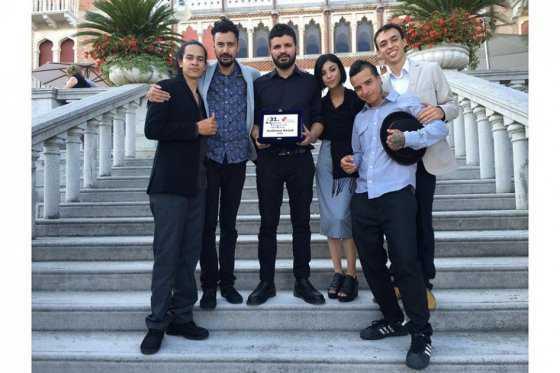 Película colombiana «Los nadie» gana el premio del público en Venecia