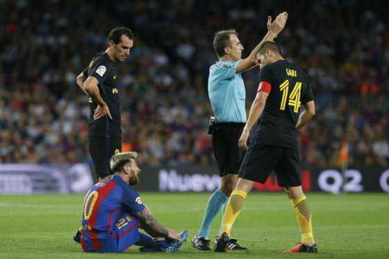 Barcelona, a superar la baja de Messi