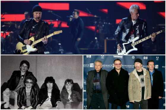 Agrupación U2 celebra 40 años
