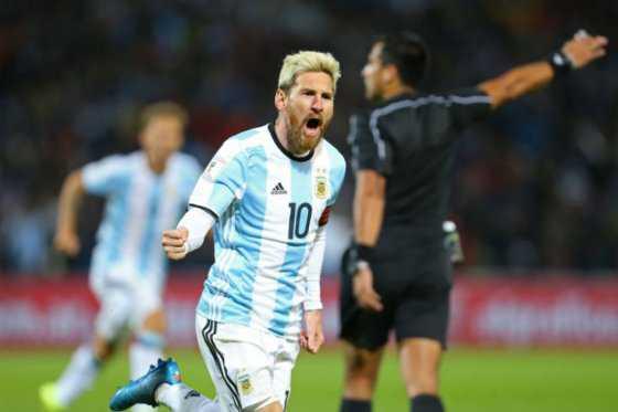 Lionel Messi se queda afuera del partido con Venezuela por pubalgia