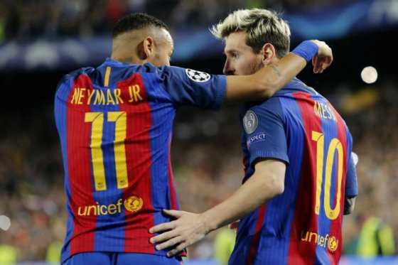 Messi, Neymar y Ronaldo, nuevamente nominados al Balón de Oro