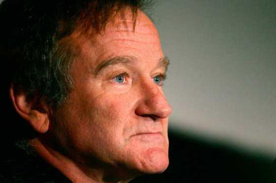 Con emotiva carta, esposa de Robin Williams habla de la muerte de su esposo