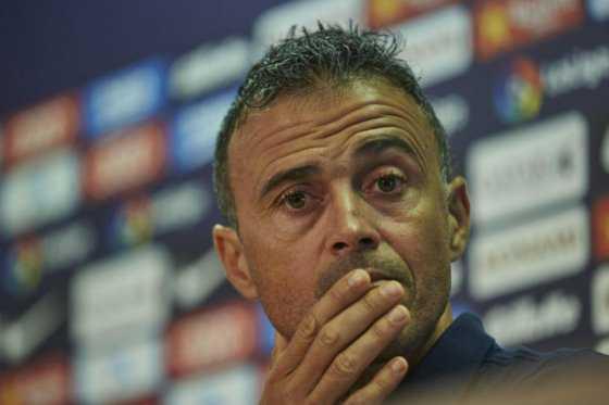 «Las bajas no van a impedir al Barcelona ganar partidos»: Luis Enrique