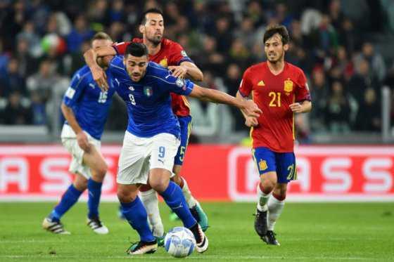 Italia expulsa de su selección a Pelle por insultar al técnico Ventura
