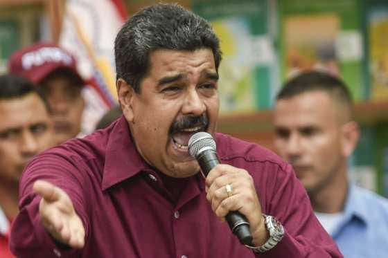 Maduro amenaza con meter «presos» a opositores si le hacen juicio político