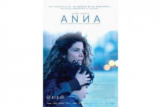 Colombia, preseleccionada al premio Goya con «Anna»