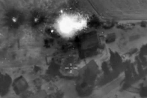 Cuatro de cada 10 muertos por bombardeos rusos en Siria son civiles