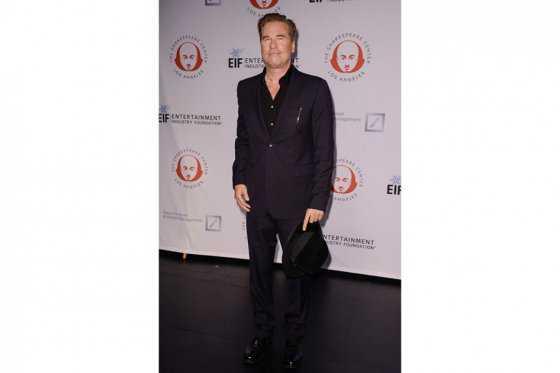 Actor Val Kilmer padece cáncer, confirma Michael Douglas
