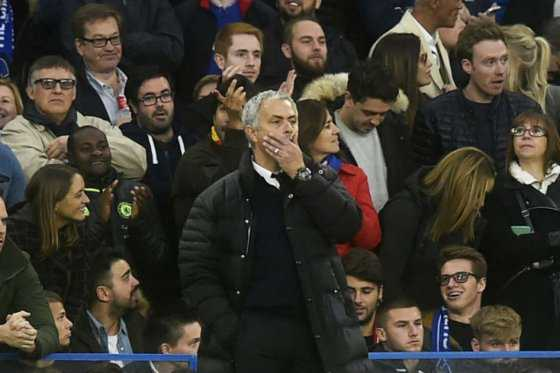 La Federación Inglesa acusa a Mourinho de 'mala conducta'